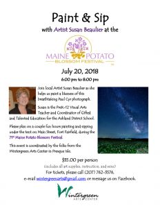 2018_07_20_MPBF with Artist Susan Beaulier