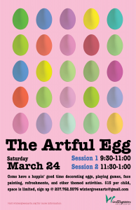 Artful Egg_March 24