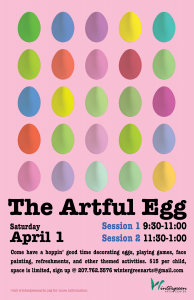 Artful Egg_april