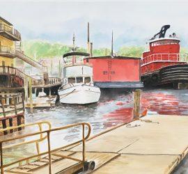 Belfast Tugboat_Nadeau, Julie