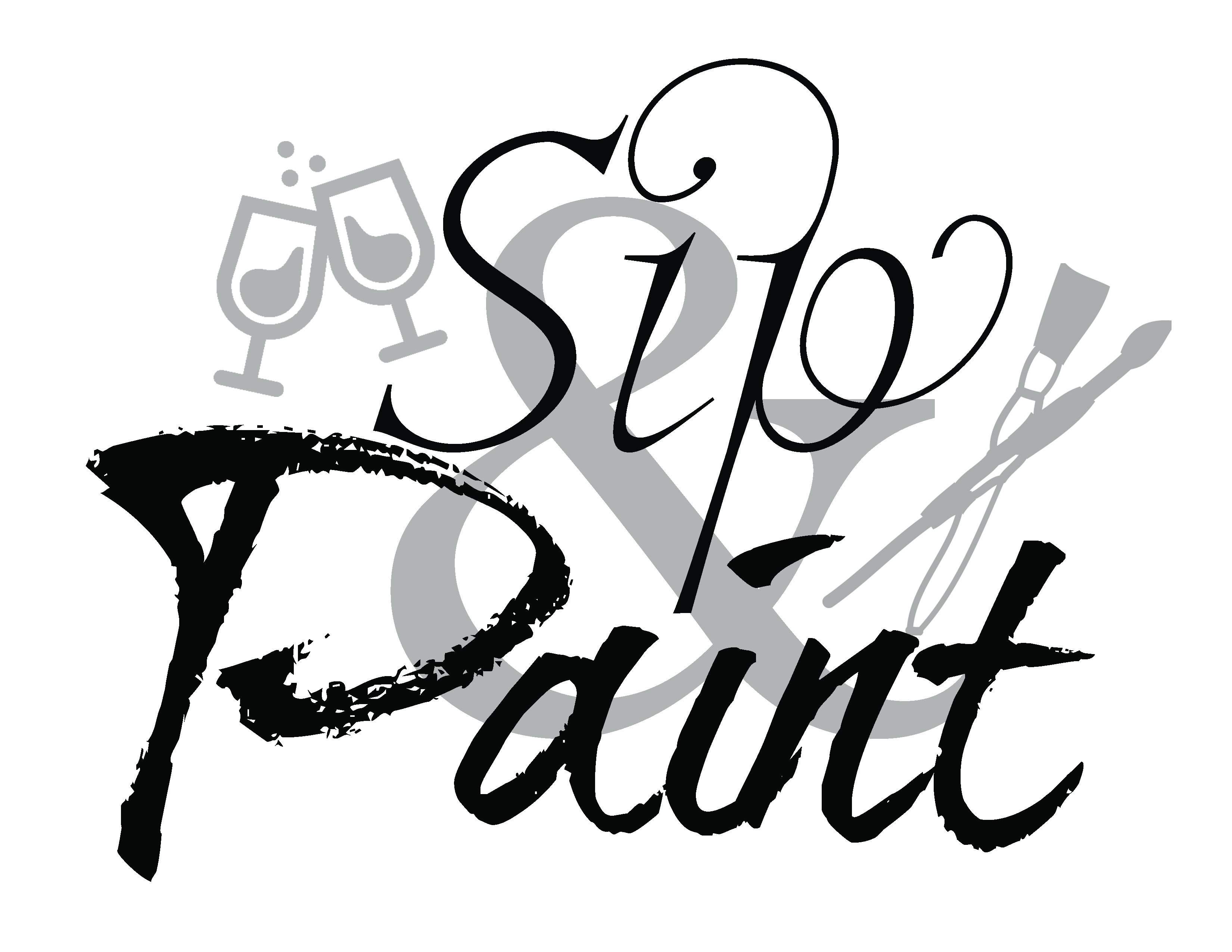 February sip paint wintergreen arts center for Sip and paint
