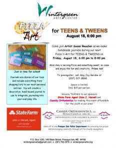 2017_08_18_Flyer_Pizza n Art for TEENS and TWEENS