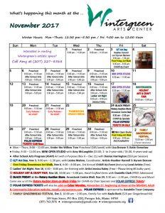 Whats happening_2017_11_November
