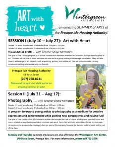 2017_WGAC-PIHA_Summer Arts Program