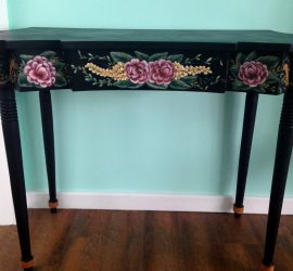 Handcrafted Table by Terry Kelly