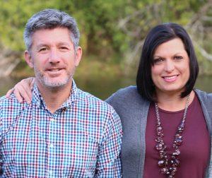 Ryan and Nikki Guess