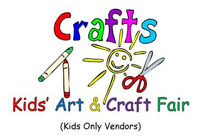 Kids Art Craft Fair Wintergreen Arts Center